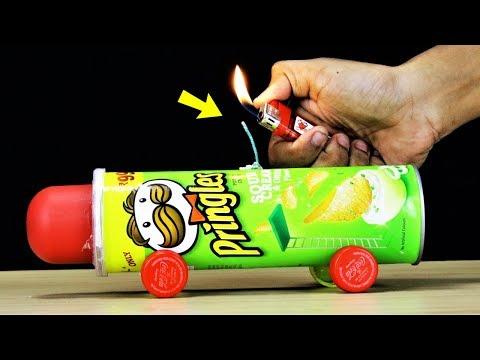 10 Amazing Life Hacks with Pringles | Pringles Tricks