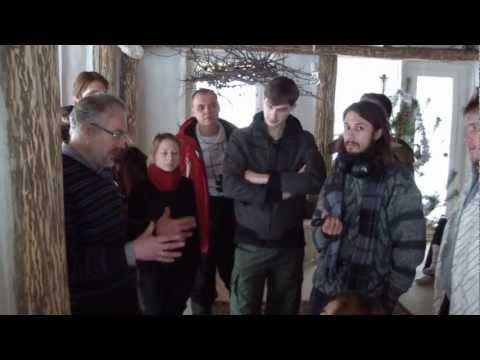 Семинар на объекте strawbale.ru (25-27 января 2013) [часть 2]