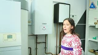 Электрический Котел VAILLANT eloBLOCK VE 6-12 обзор 2019 года