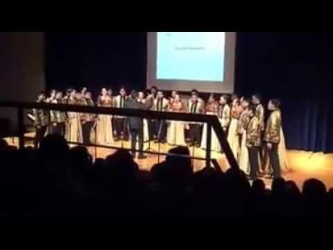 Cantate Domino (Josu Elberdin) | UST Singers (2016)