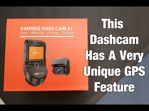 Vantrue S1 Front & Rear Dashcam With GPS - Review