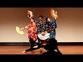JCN2017 Japanese Cultural Night - NUS Nihon Buyo - Japanese Dance - Senbonzakura 1of4 [HD]