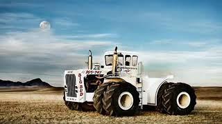 największe traktory ever