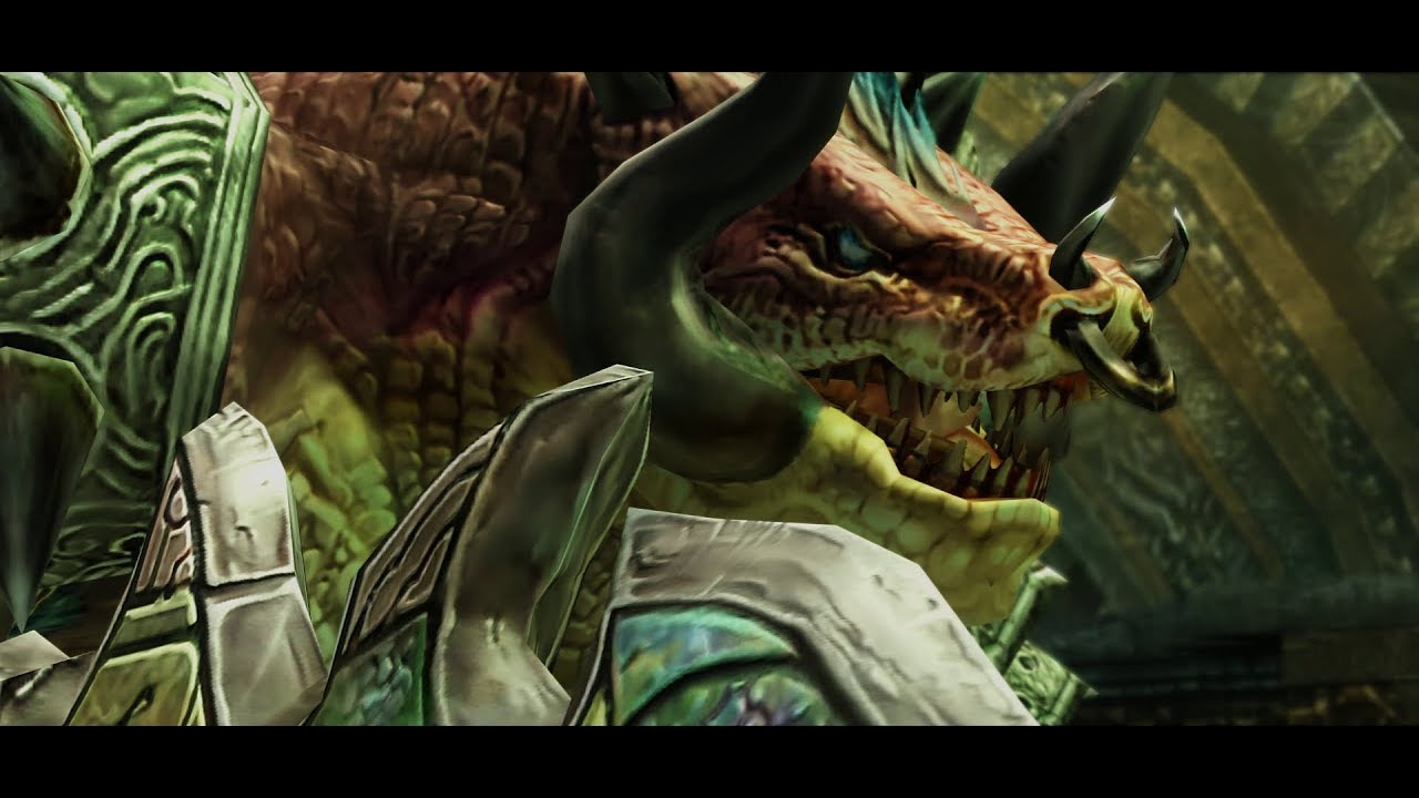 Humbaba Mistant - YouTube