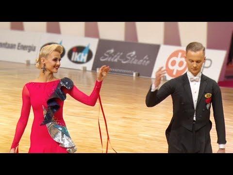 Evaldas Sodeika - Ieva Zukauskaite LTU   Viennese Waltz
