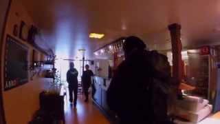 VIDEOBLOGG VANDRINGSTURNÉN 2014 - Dag 7, Oskarshamn-Kristdala