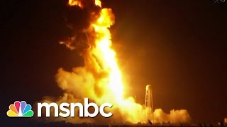 Five Space Race Disasters | This Day Forward | msnbc