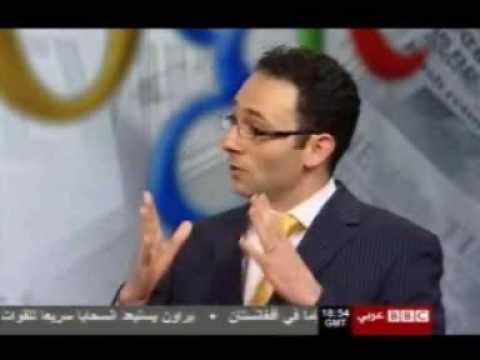 BBC TV Ghassan Ibrahim Google to limit free news access