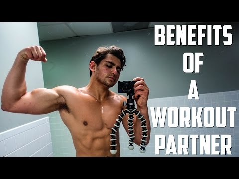The Benefits Of A Workout Partner