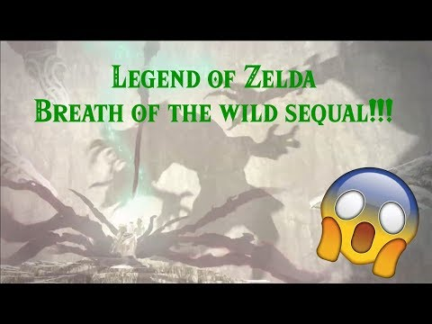 The Biggest Zelda News Ever! Breath Of The Wild Sequel In Development and More!