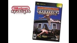 SVGR - Backyard Wrestling: Don
