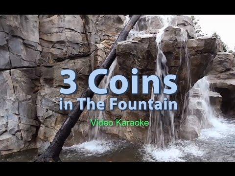 3 Coins in the Fountain   A Karaoke