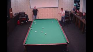 видео Бильярдный стол Чемпион-Клаб