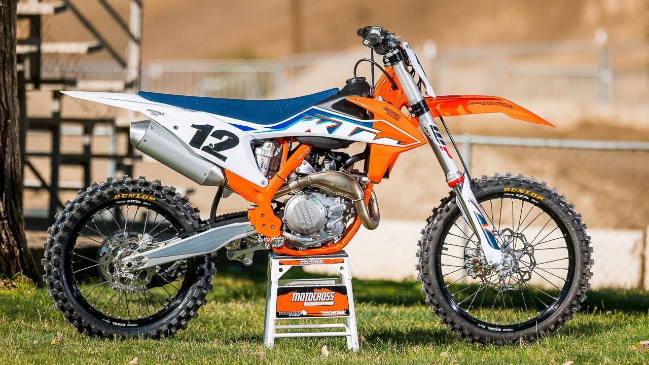 2022 KTM 450SXF TESTED - Motocross Action Magazine