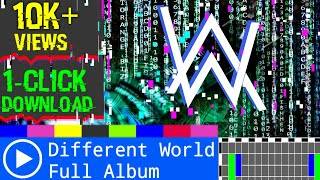 Different World【Full Album】+ DOWNLOAD LINK