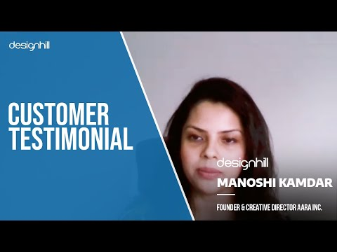 Designhill is a great place to find talented designers and inspired designs. | Testimonial | Manoshi
