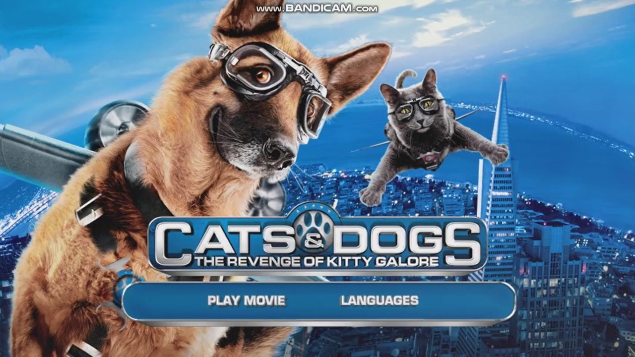 Download Opening To Cats & Dogs: The Revenge Of Kitty Galore 2010 DVD