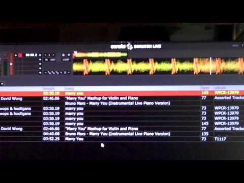 Songs in Serato that are missing at an event, check location
