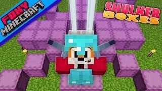 Minecraft | SHULKER BOXES | Foxy's JAVA Survival [127]