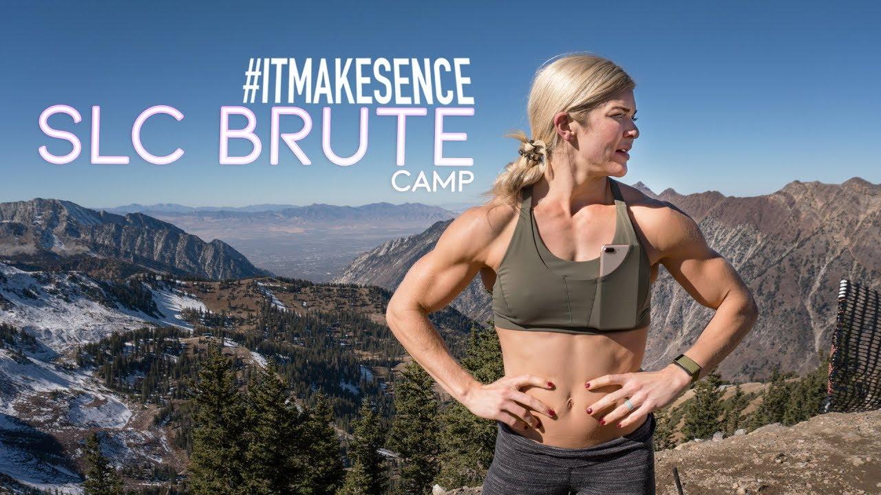 Brooke Ence - SLC Brute Camp