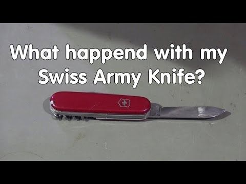 #61 LABREP#2 My Swiss Army Knife