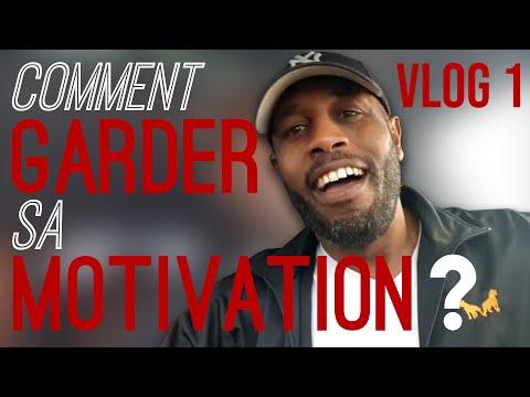 Comment garder la motivation (Vlog #1/Jean-Pierre Padou)