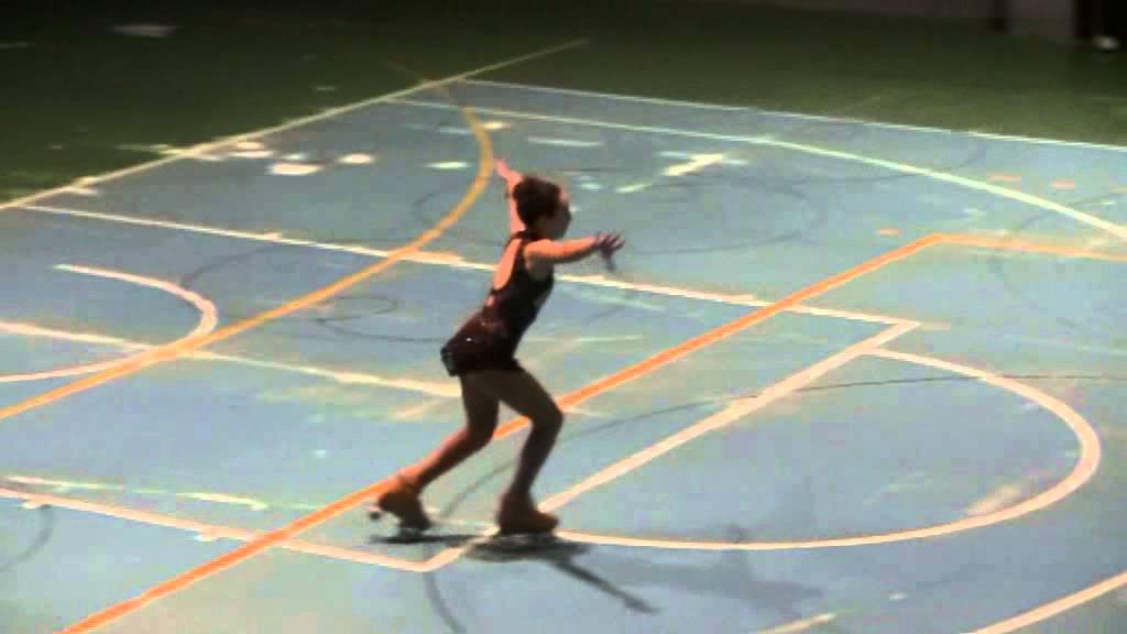 Cecilia Lanfredi - Campionato Provinciale Savona FIHP 2013