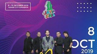 Padi Reborn - Kau Malaikatku (Live Jatim Fair 2019)