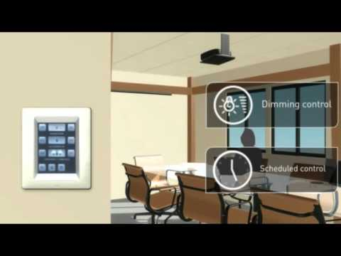 Legrand Smart Home Lighting Management Scenarios