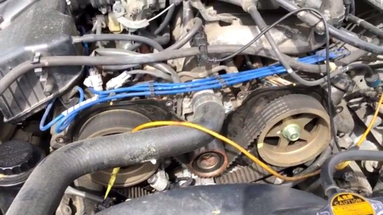 Toyota 4runner 34 Cranks But No Start Diagnosis Youtube 2001 Fuse Box Diagram