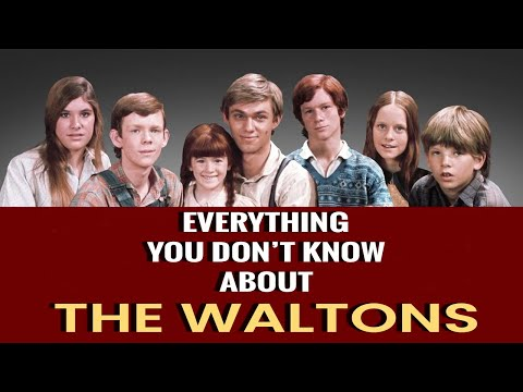 Top 10 Things You Probably Didnt Know About The Waltons