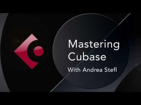 Mastering Cubase Pro