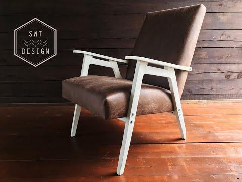 Реставрация кресла. Chair