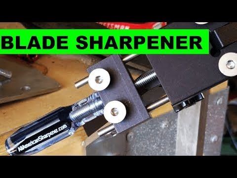 All American Sharpener Review