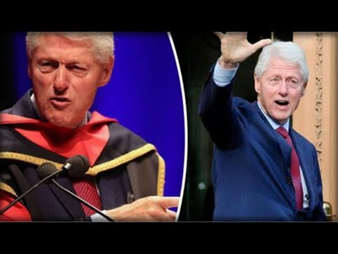 BILL CLINTON JUST HIT NEW LOW WHEN DID THE ONE THING OVERSEAS THAT EMBARRASSED OUR WHOLE NATION