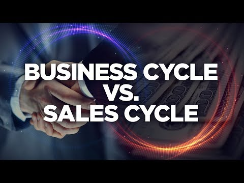 Business Cycle Vs. Sales Cycle