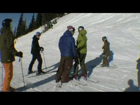 Save Angry skier dad tries to fight snowboarders Screenshots