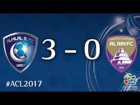 Al Hilal vs Al Ain (AFC Champions League 2017: Quarter Final - 2nd Leg)