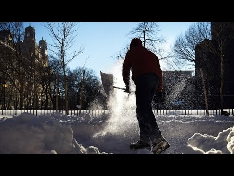 Jonas Is NYC's Second Largest Snowstorm Since 1869 - Newsy