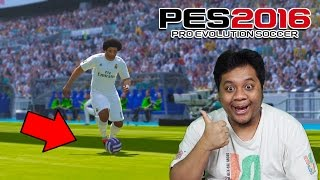PES 2016 NGAKAK ABIS!! - COMEBACK IS REAL!!!! Fufufufu