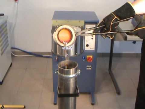 Induction Melting Furnace Afi05 Youtube
