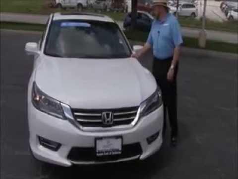Certified Used 2013 Honda Accord EX for sale at Honda Cars of Bellevue...an Omaha Honda Dealer!
