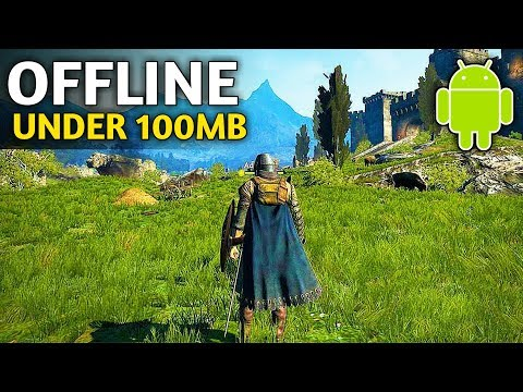 Top 10 Offline Games For Android 2019 [Under 100MB]