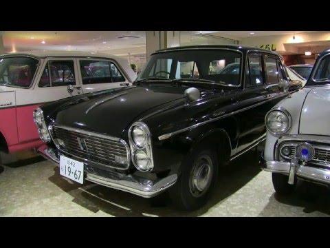 ISUZU Old Car Collection in Japan (Slideshow)