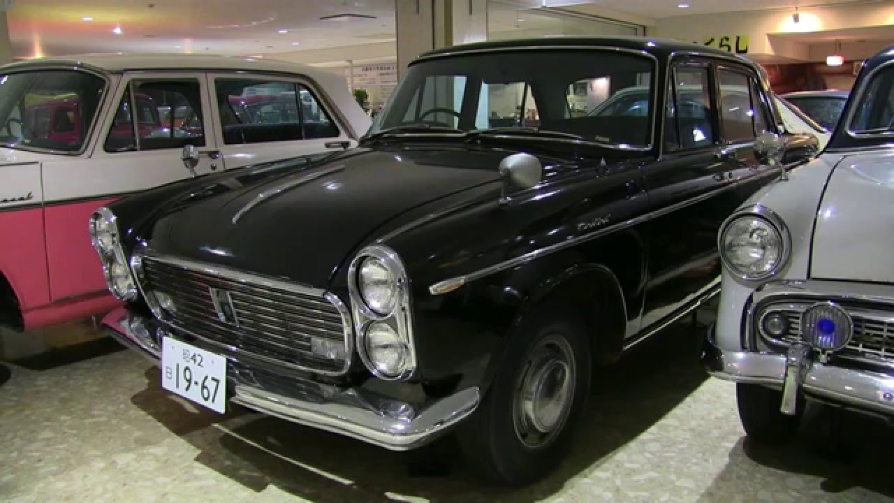 ISUZU Old Car Collection in Japan (Slideshow) - YouTube