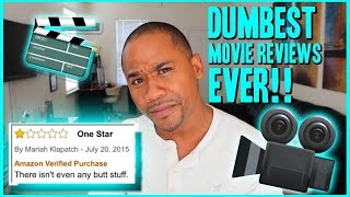 Dumbest Movie Reviews EVER | Alonzo Lerone
