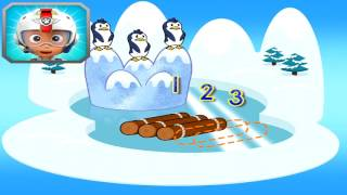 ЩЕНЯЧИЙ ПАТРУЛЬ Скай и Зума спасают пингвинов Мультик игра для детей для малышей