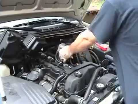 spark plugs 2005 Chevy Colorado YouTube