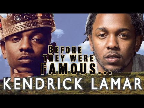 Kendrick Lamar - Before They Were Famous