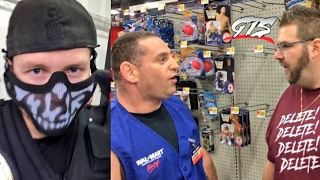 NEW RING? SHIELD IN GTS? WWE TOY SHOPPING GOES WRONG!